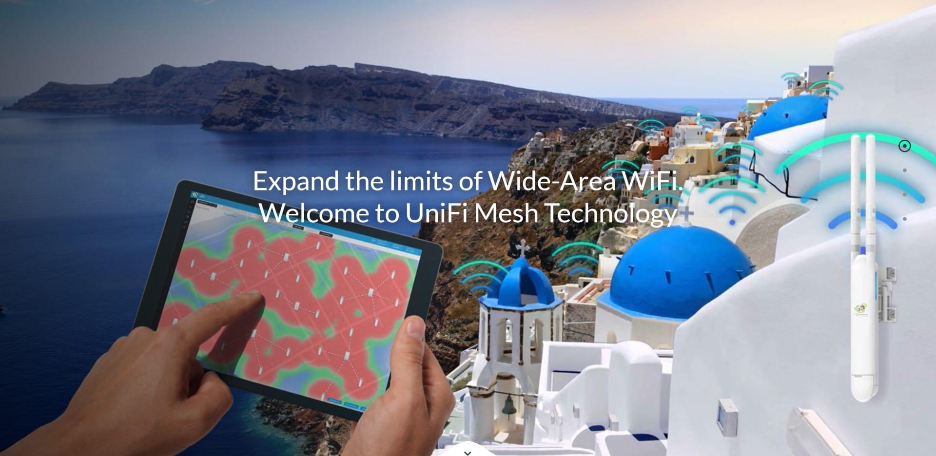 Mô hình mạng WiFi Resort cần triển khai