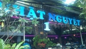 Cafe Nhật Nguyệt – Đồng Nai