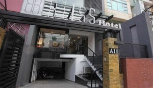 Khách sạn Bliss Hotel – HCM