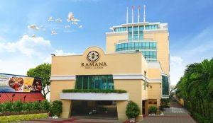 Khách sạn Ramana Hotel – HCM