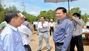 Nhà riêng Giám đốc Hưng Thuận