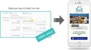 Giải pháp Wifi Marketing Ruijie RG-AP710