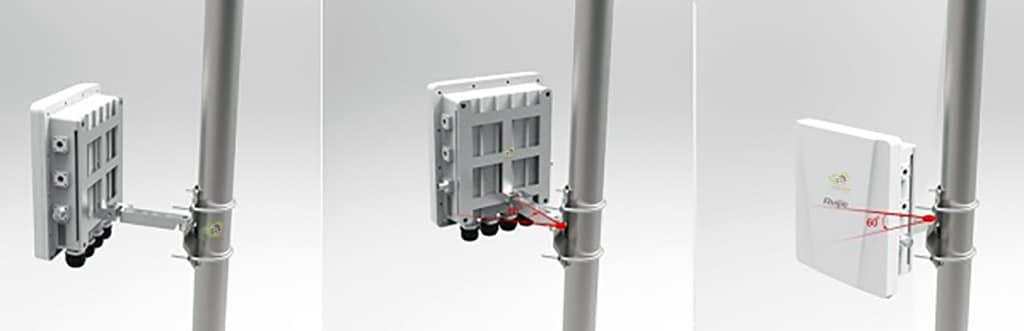 Triển khai lắp đặt bộ phát sóng Wifi chuyên dụng ruijie rg-ap630 (ida2)
