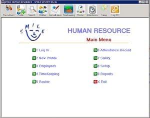 Quản lý nhân sự Smile HR