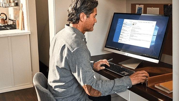 Remote Desktop với Windows 10 Pro