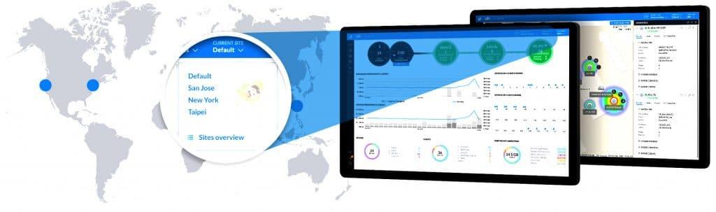 UniFi AP AC LR Controller Software CMS
