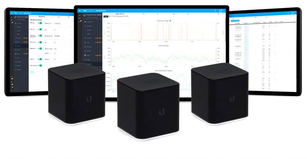 Giải pháp hệ thống quản lý thiết bị airCube UNMS chuyên nghiệp