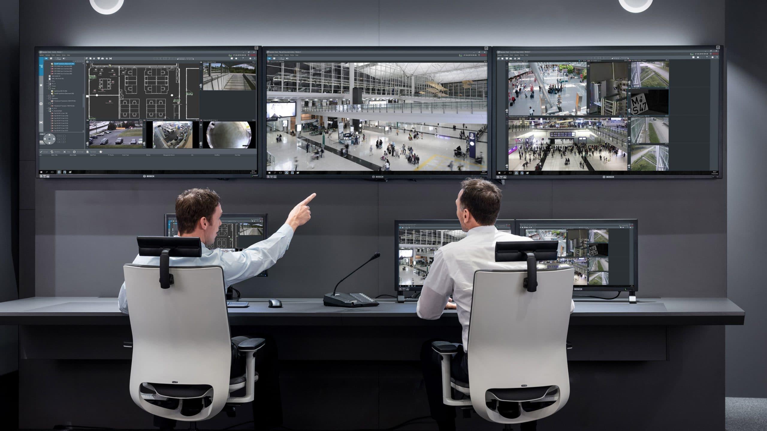 Hệ thống kiểm soát AI trong Hybrid Camera