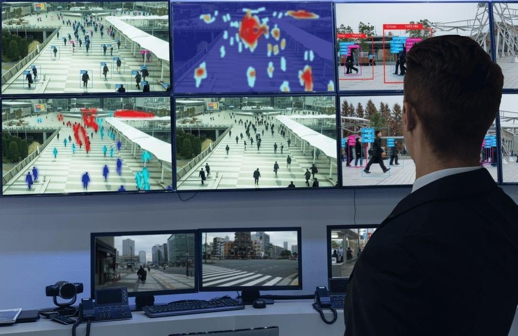 Hệ thống phân tích Camera AI và Lưu trữ Cloud