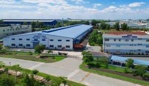Nhà máy ANSELL Việt Nam