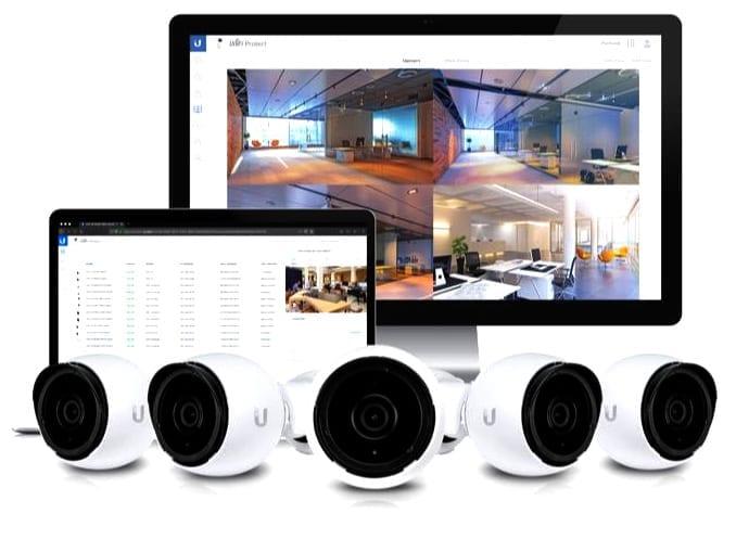 UniFi Protect G4 PRO Camera