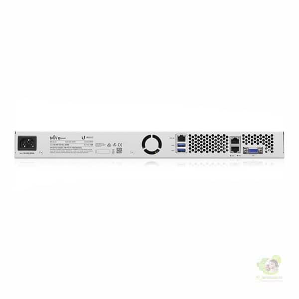 UniFi XG Server mặt sau