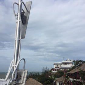 Giải pháp Wifi chuyên dụng cho Resort