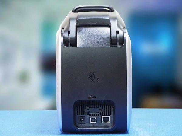 Kết nối qua Công USB cho Zebra ZC300