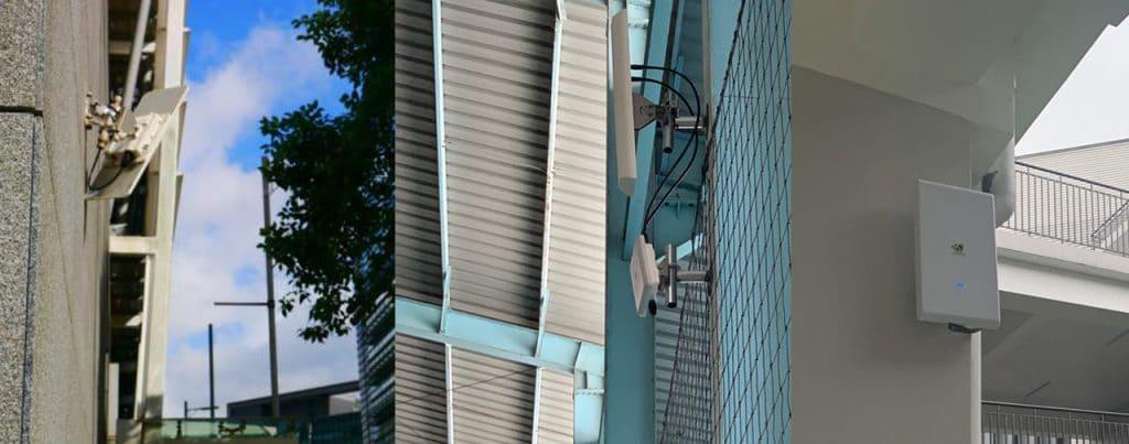 Thiết bị phát sóng Wifi công nghiệp và Chuyên dụng cho trường học